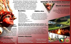 Curso de Iniciação em Xamanismo Ancestral - 10 a 15 de Julho de 2015.