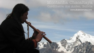 Akaiê Sramana - Montanha Chacaltaya - Bolívia